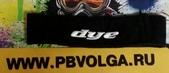 Повязка на голову Dye - Black (Б.У.)