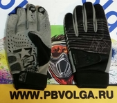Перчатки Eclipse Full Finger Gloves Gen 2 - Black (Б.У.)